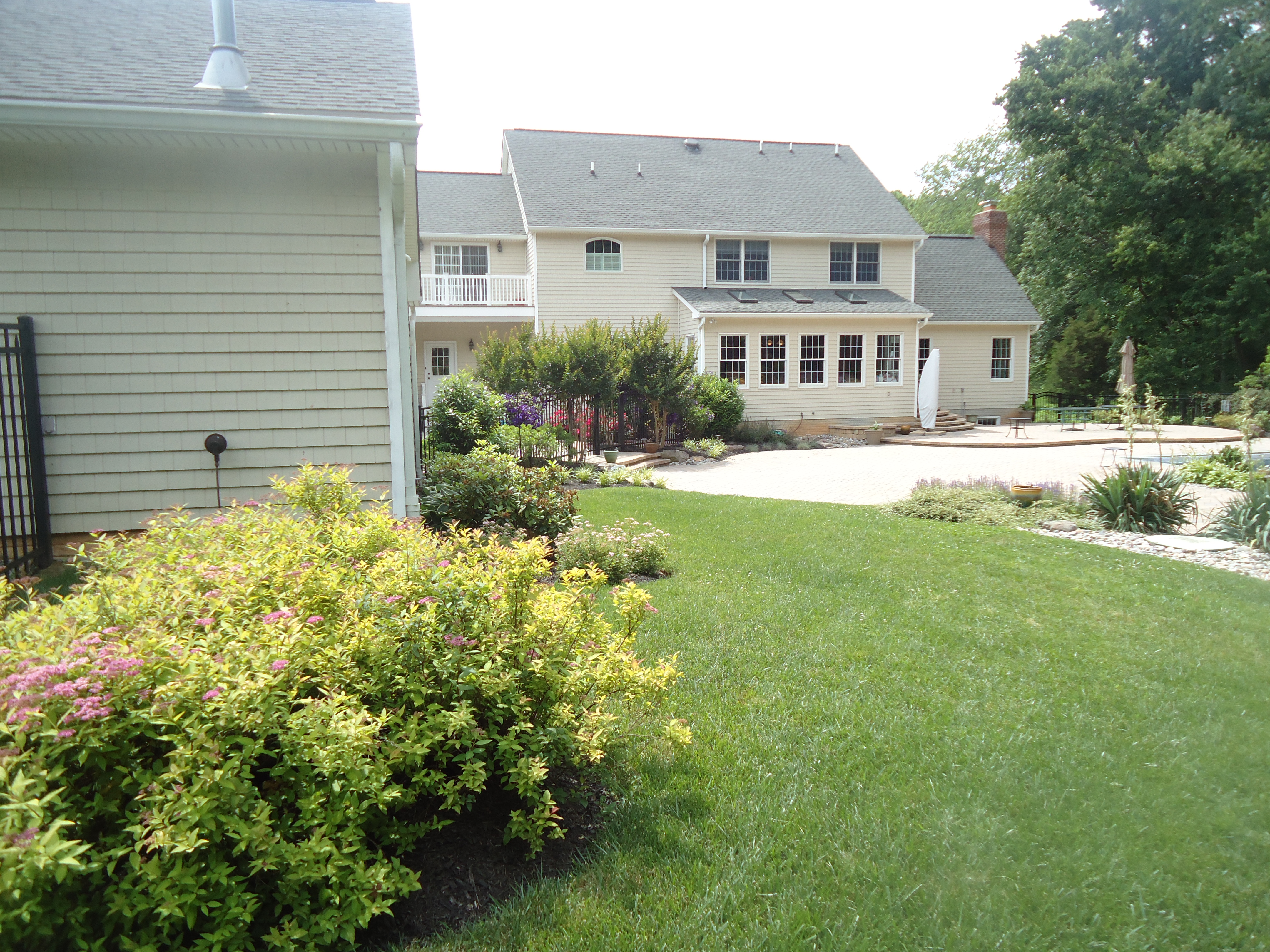 Landscape Design Build Silver Spring Md Ashton Manor