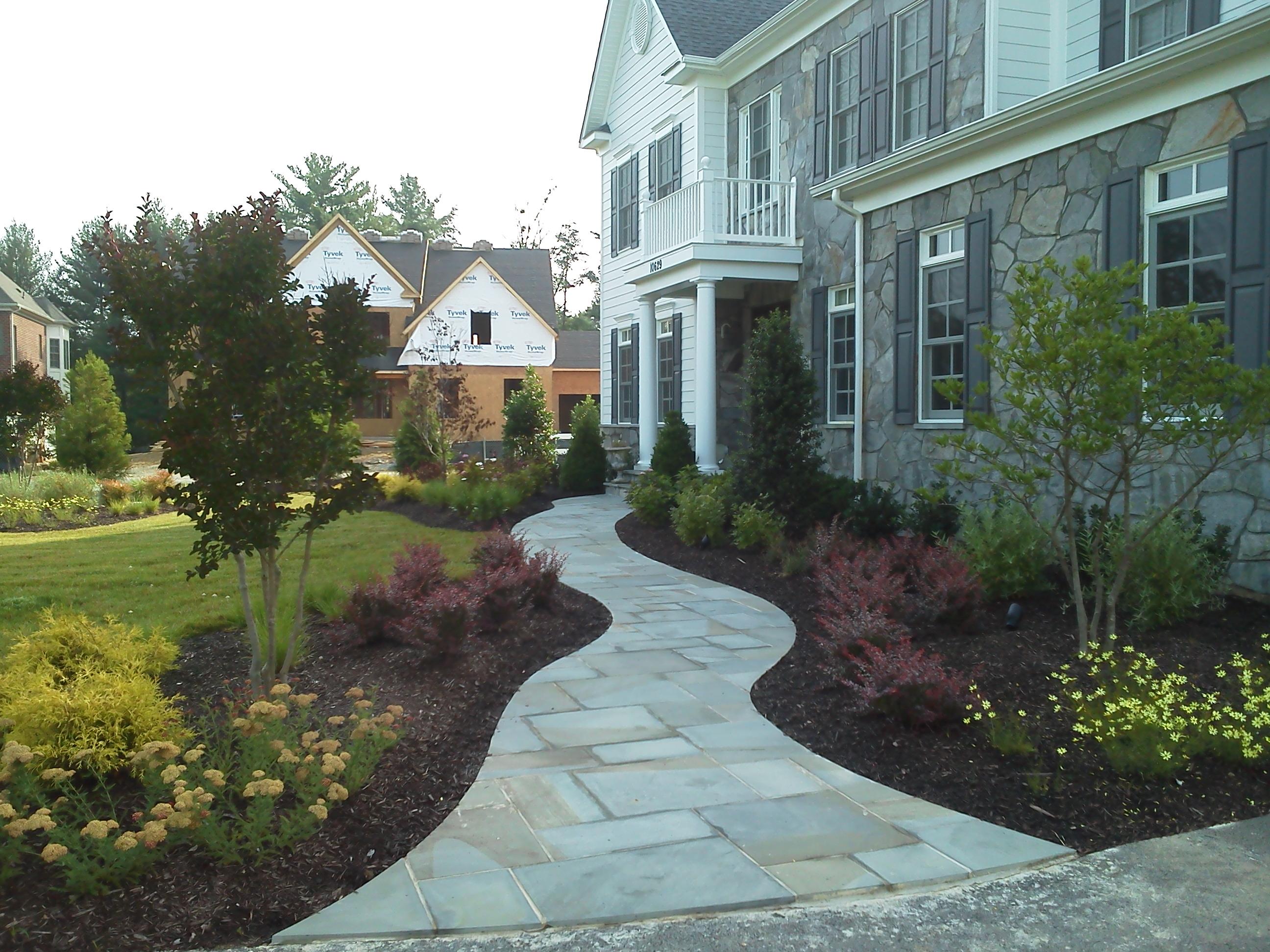 Landscape & Hardscape Design/Build – Potomac, MD