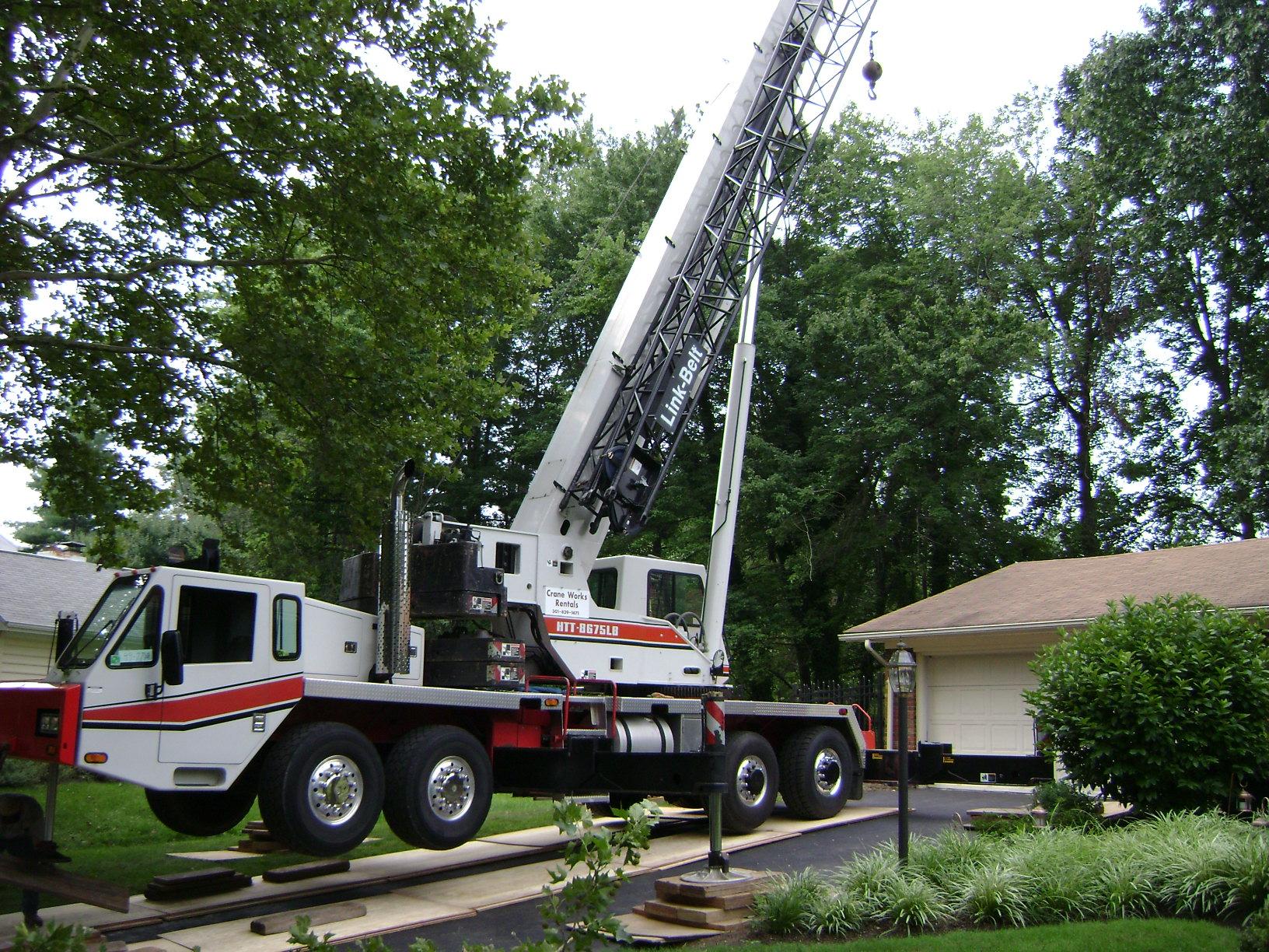 Removals & Crane Work